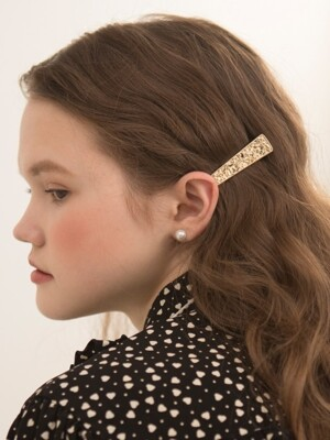 Vintage Square Hairpin