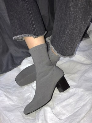 [리퍼브]LAYER Socks boots / YY7A-B04