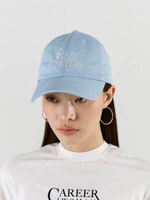 SLC Cap Sky Blue