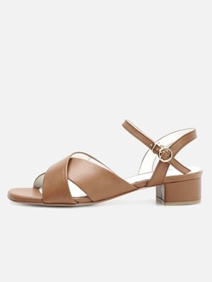 Classic X strap Mocha 3303-1 (kip leather)