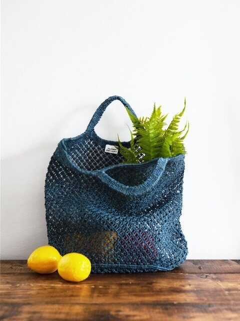 Mercado Bag_Blue