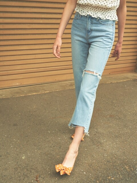 Sidney cutting jean_Denim