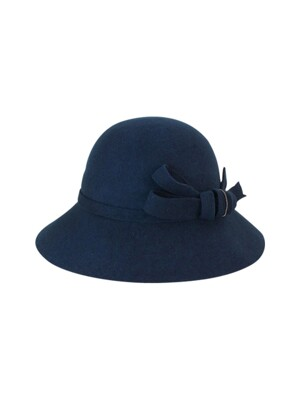 Royal felt Hat_navy