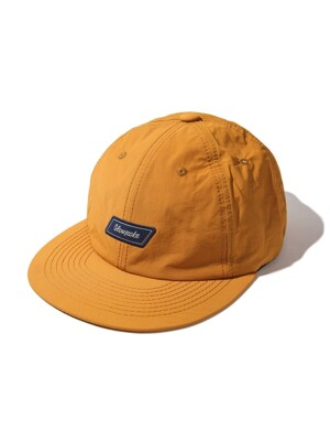 Standard 6-Panel Ball Cap Type.2 -Mustard-