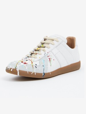 [PRE-ORDER] 20SS REPLICA PAINTED SNEAKER WHITE S57WS0240_P1892_961