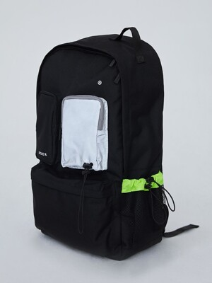 Corro backpack Noir
