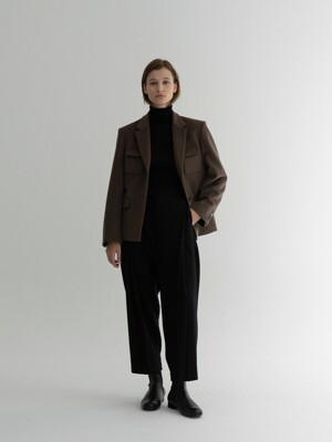 Winter _ House Classic Pants - Black