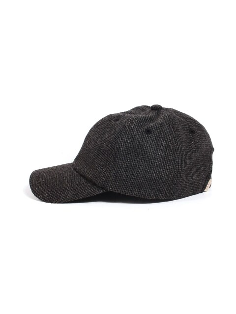 PRW GOODS BALL CAP - BLACK