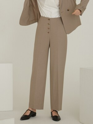 signature slacks _ beige