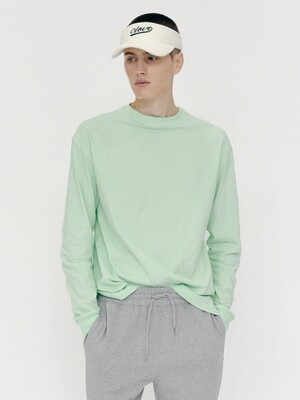 Long Sleeve T-shirts for Men (Mint)
