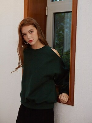 TIM POINT SWEATSHIRT_GREEN