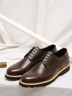 [리퍼브]Commando Derby Black&Brown#4810C