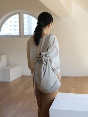 monochrome _shoulder bag _beige