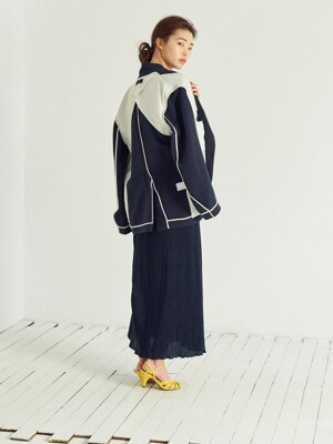 Essential Light Jacket - Navy