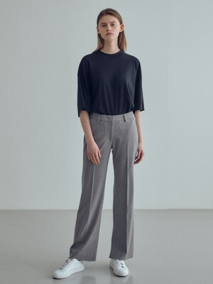20SN semi-wide pants [GY]