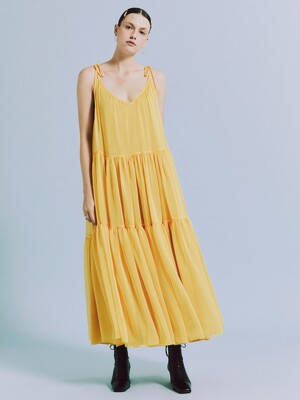 CHIFFON HOLIDAY DRESS