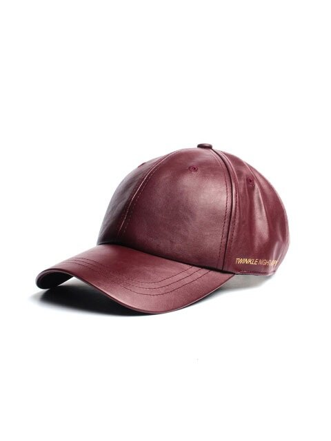 NFIT BALL CAP - BURGUNDY