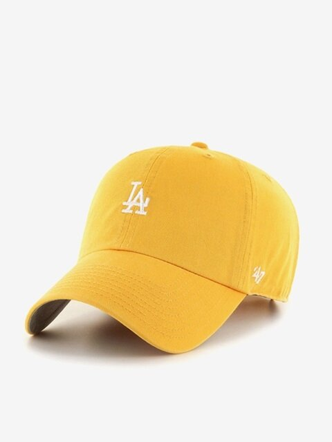 LA Small Logo Base Runner 47 CLEAN UP Yellow