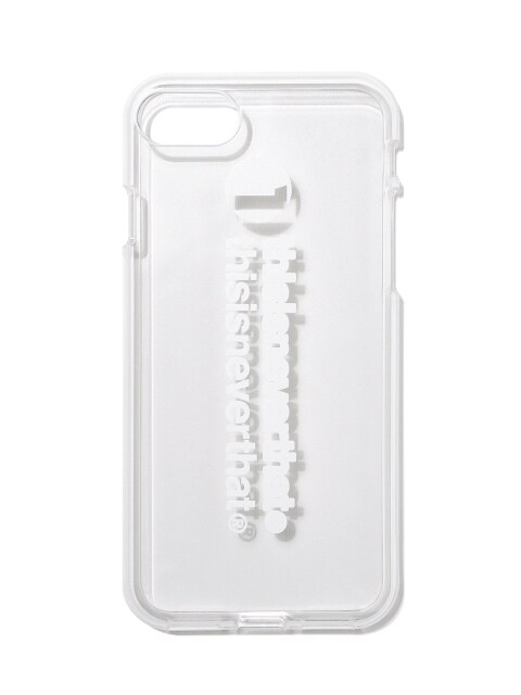 1-thisisneverthat iPhone Case (7,8) White