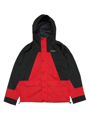 YOURSELF MOUNTAIN JACKET RED