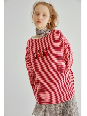 Joke stripe Tshirts