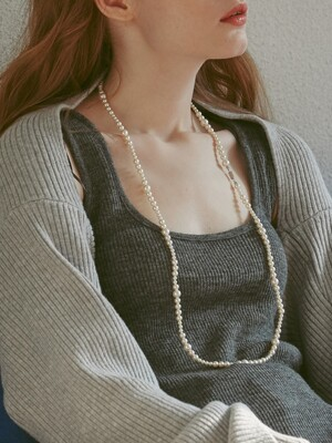 Variation Opera Pearl Necklace