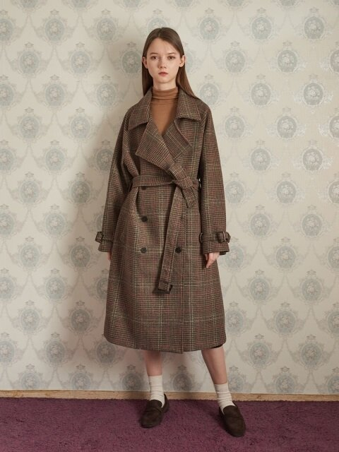 Drap Oversize Coat (2color)