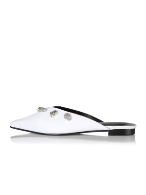 Caillou slippers / YS9-S390 White
