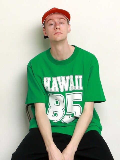 HAWAII T-SHIRT (GREEN)