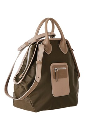 PLAY 3 WAY BAG_Khaki_M
