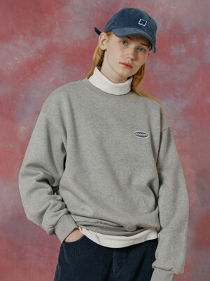 Small original tot sweatshirt-grey