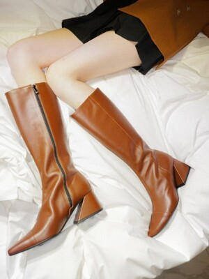 YY BOOTS VOL.3 (ash grey,camel,brown)