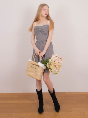Mignon dress (black)