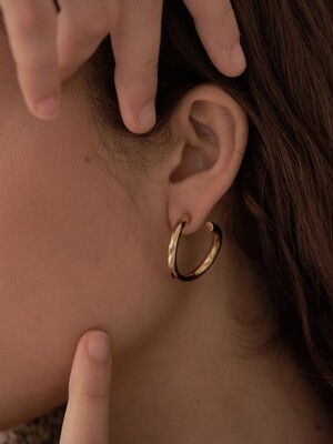 #801 EARRINGS [GOLD]