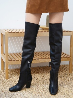 Thigh high boots_Eara R2098b_8cm