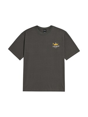 MC BALM GRAPHIC TEE - DARK GREY