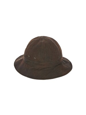 TRAVELER BUCKET HAT / MILITARY TWILL