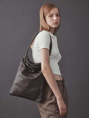 [단독]Easy Bag_Dark Brown