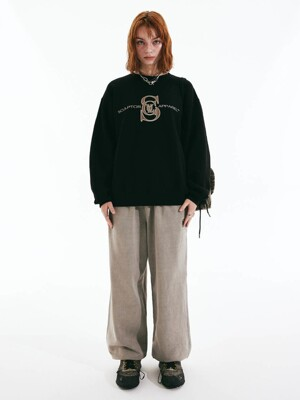90's Logo Sweatpants Washed Toffee