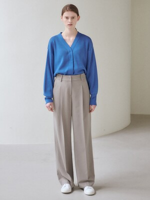 21SN new wide pants [GY]
