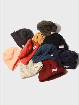 숏비니 WH LABEL WATCH CAP 5 COLOR
