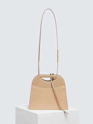 SHADOW BAG IN TAUPE