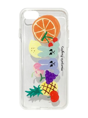 fruits rabbit case