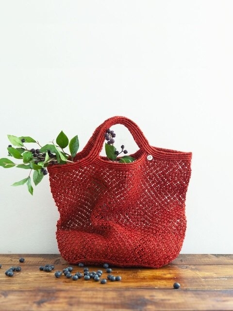 Mercado Bag_Red
