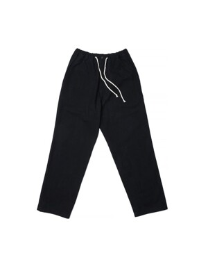 MODOO PANTS_TAPERED (BLACK)