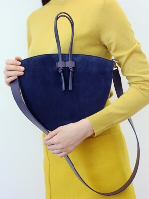 PEGGY TOTE BAG_MOON BLUE