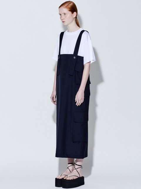 19SS POCKET DRESS