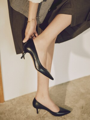 CLASSIC LEATHER PUMPS_BLACK