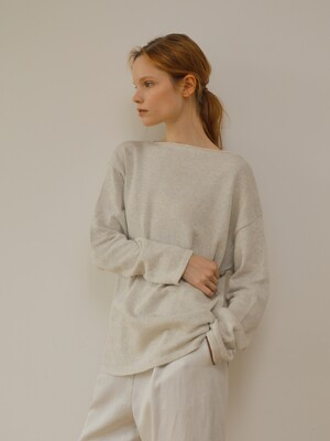 Cotton Bland Sweater_GR