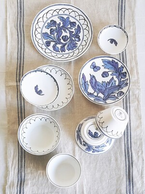 Bluebird Home Set A (10pcs) _ 2인세트